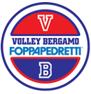 logo volley bergamo